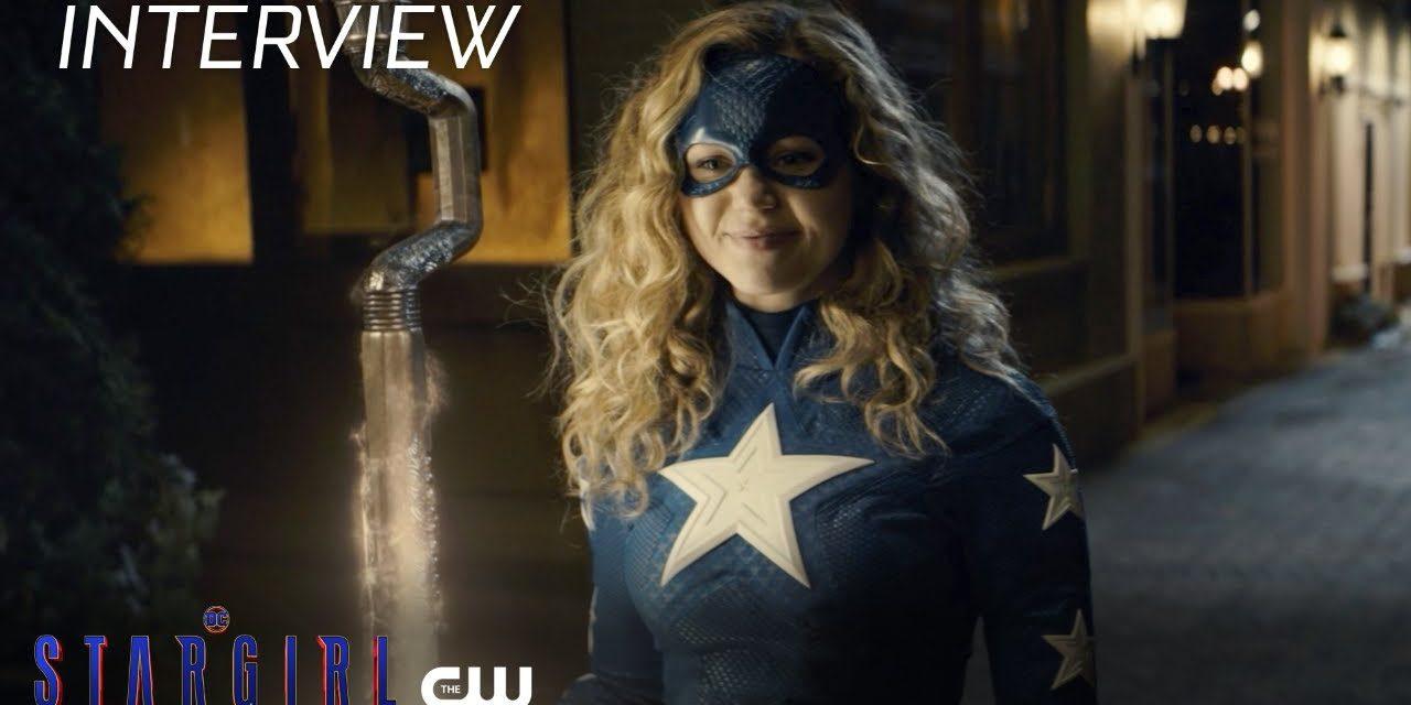 DC's Stargirl   Brec Bassinger – Struggled, Prevailed, Failed   The CW