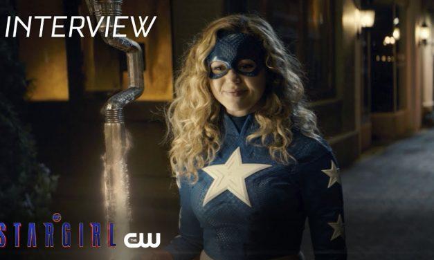 DC's Stargirl | Brec Bassinger – Struggled, Prevailed, Failed | The CW