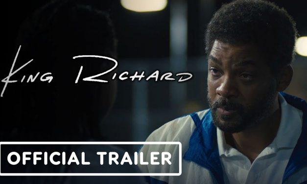 King Richard – Official Trailer (2021) Will Smith, Jon Bernthal