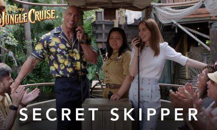 Secret Skipper | Disney's Jungle Cruise | Experience It Now