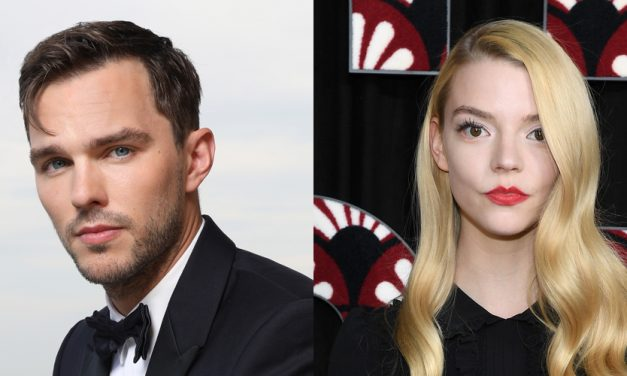 Nicholas Hoult Joins Upcoming Movie 'The Menu' with Anya Taylor-Joy