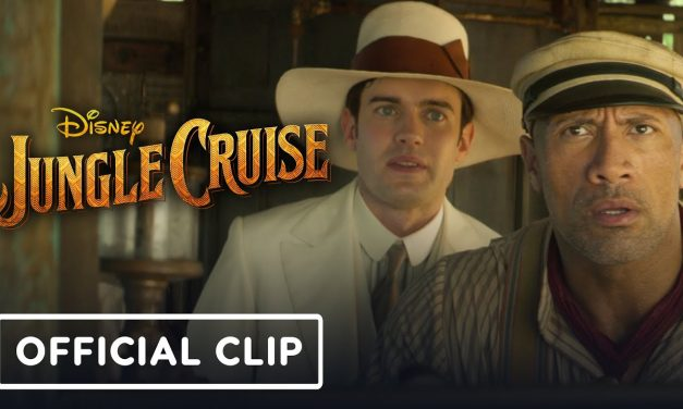 Disney's Jungle Cruise – Official Extended Clip (2021) Dwayne Johnson, Emily Blunt
