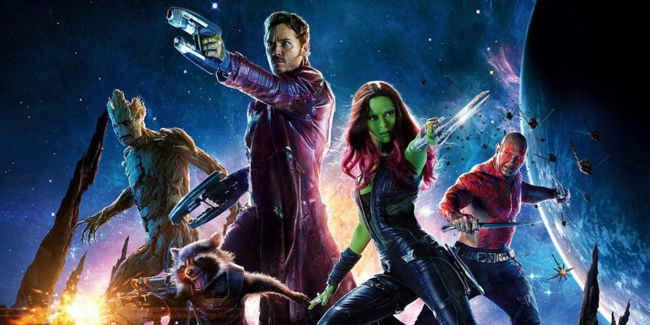 James Gunn Teases Guardians of the Galaxy 3's Gigantic Scale