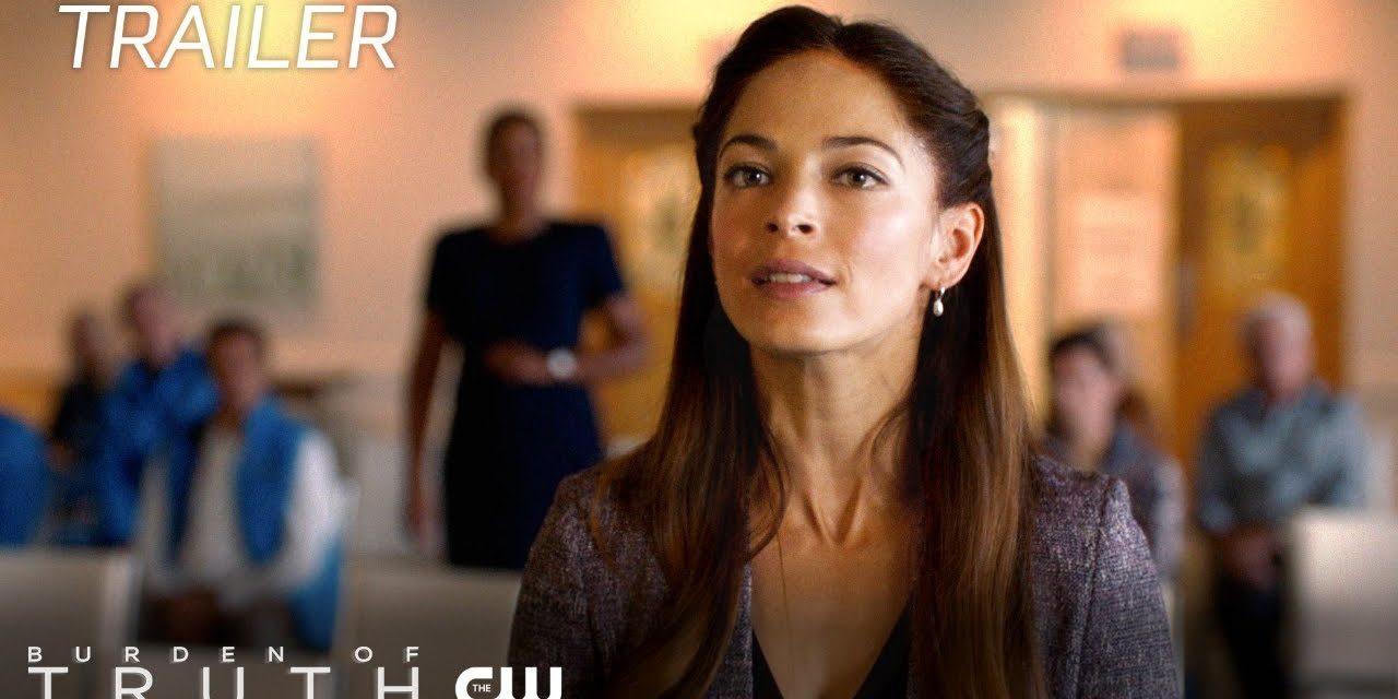 Burden of Truth   Sacrifice For Justice   Season Trailer   The CW