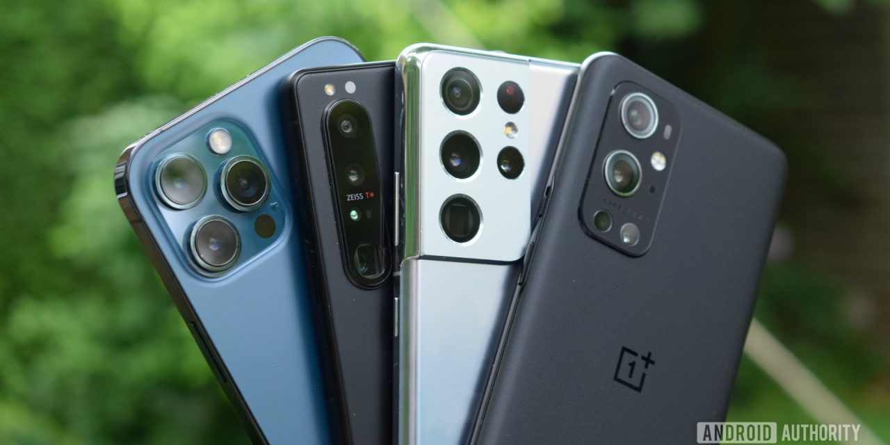 Mega shootout: The best camera phones of 2021 so far tested