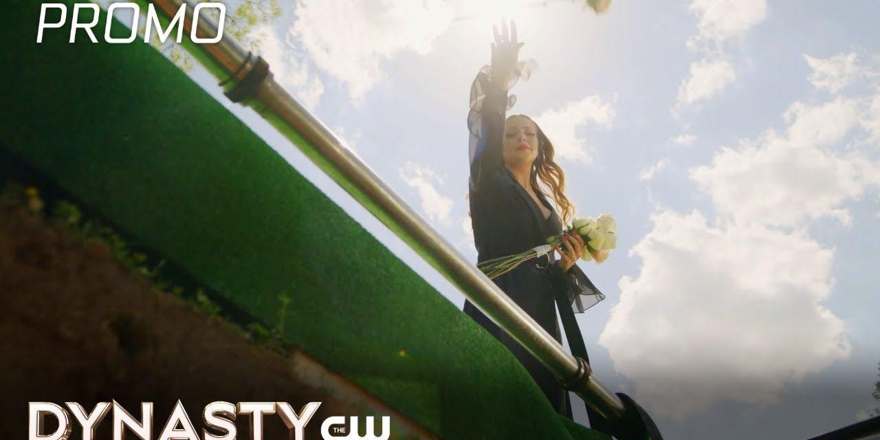 Dynasty | Season 4 Episode 13 | Go Rescue Someone Else Promo | The CW