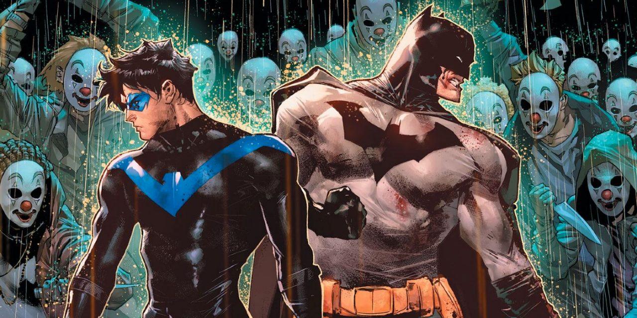 Nightwing Proves He Understands Fear Better Than Batman