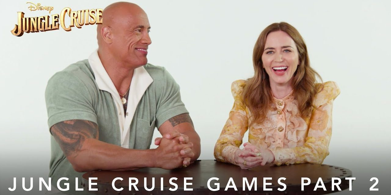 Jungle Cruise Games Part 2 | Disney's Jungle Cruise