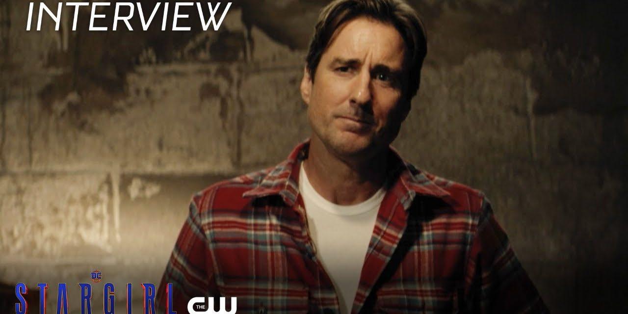DC's Stargirl | Luke Wilson – Unfriendly Faces | The CW
