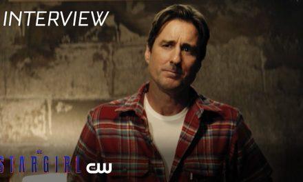 DC's Stargirl   Luke Wilson – Unfriendly Faces   The CW