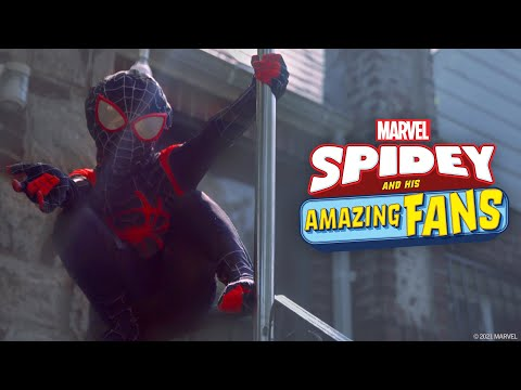 Spidey and his Amazing Fans – Meet the Winners