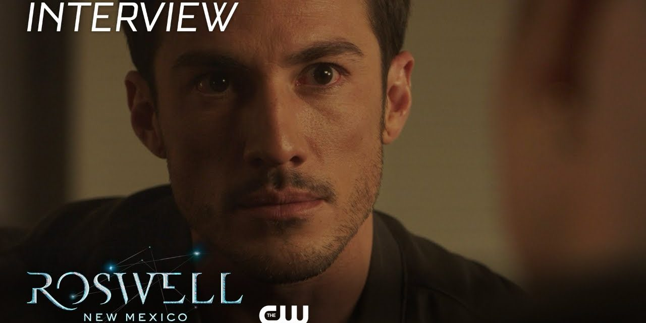 Roswell, New Mexico | Michael Trevino – His Own Man | The CW