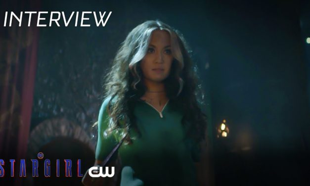 DC's Stargirl | Meg DeLacy – Focused, Fired Up, And Free | The CW