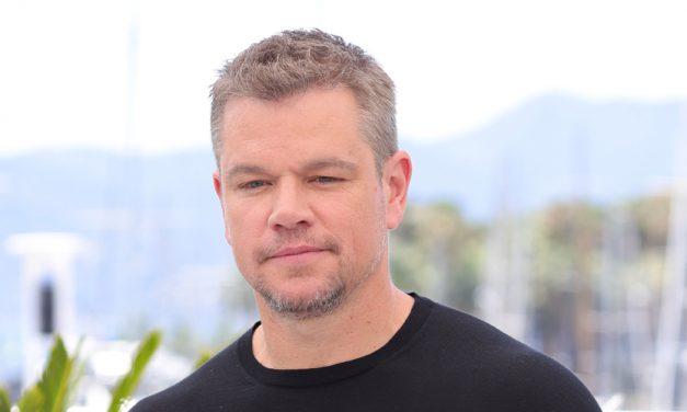 Matt Damon Knows 'The Great Wall' Isn't That Great
