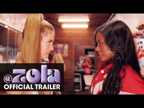 Zola (2021 Movie) Official Trailer – Taylour Paige, Riley Keough, Nicholas Braun, and Ari'el Stachel