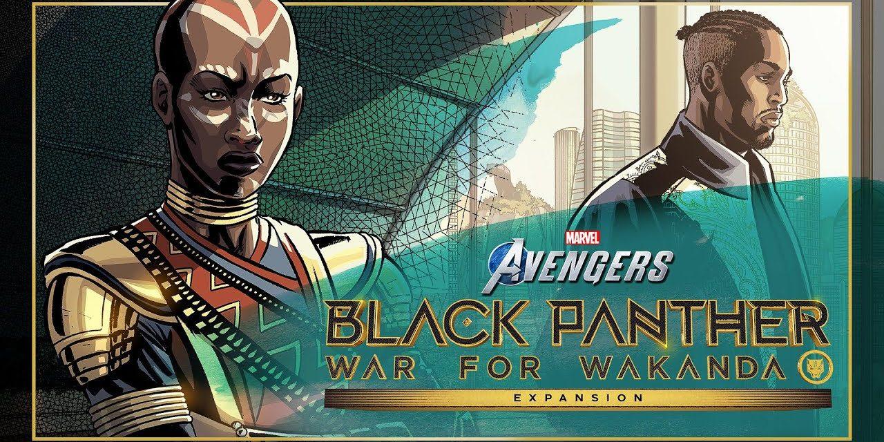Road to Wakanda: Children of T'Chaka   Marvel's Avengers