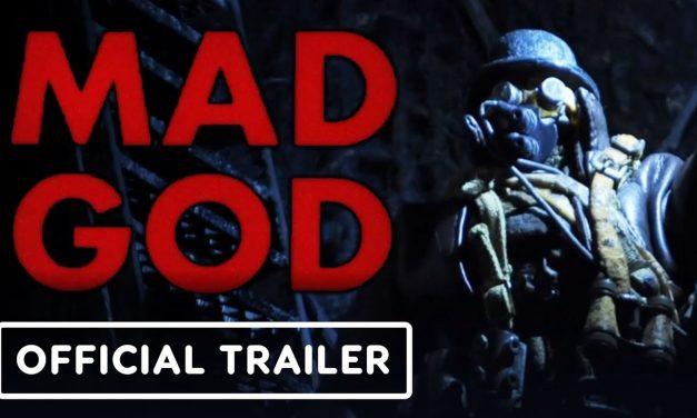 Phil Tippett's Mad God – Official Teaser Trailer (2021)