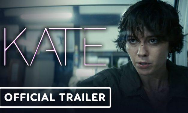 KATE – Official Trailer (2021) Mary Elizabeth Winstead, Woody Harrelson, Tadanobu Asano