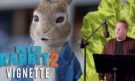 PETER RABBIT 2 Vignette – Behind The Scenes with the Voice Actors
