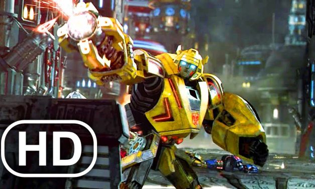 Transformers Optimus Prime Vs Megatron Fight Scene FULL BATTLE 4K ULTRA HD