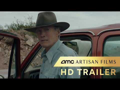 CRY MACHO – Trailer (Clint Eastwood, Dwight Yoakam, Eduardo Minett)   AMC Theatres 2021