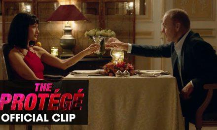 "The Protégé (2021 Movie) Official Clip ""But I Like Mysteries"" – Michael Keaton, Maggie Q"