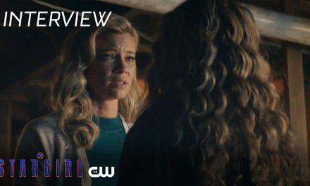 DC's Stargirl | Amy Smart – A Fine Line | The CW
