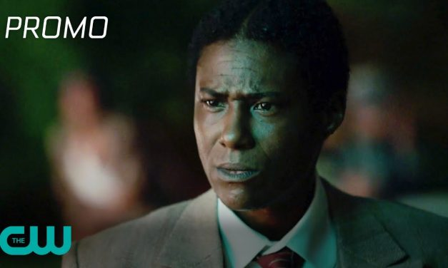 4400   Vanished: Andre Promo   The CW