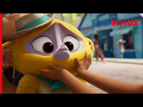 Cookie Sale Chase! 🍪 | Vivo (Official Clip) | Netflix