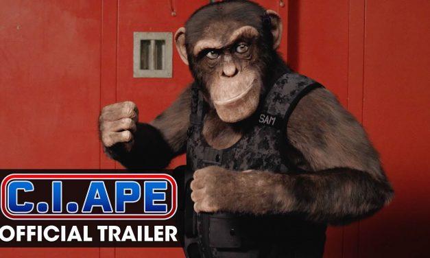 C.I. Ape (2021 Movie) Official Trailer – Sophia Alongi, Skip Schwink and Madelyn Kientz