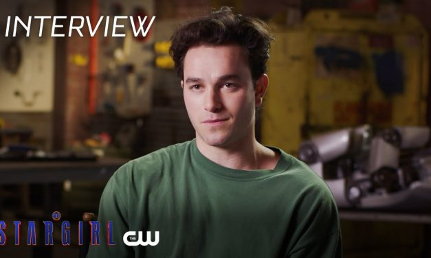 DC's Stargirl | Cameron Gellman – One Minute Of Mercy | The CW