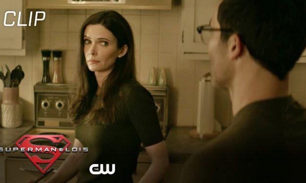 Superman & Lois | Season 1 Episode 14 | Clark and Lois Warn the Kids Scene | The CW