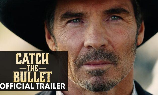 Catch the Bullet (2021 Movie) Official Trailer – Jay Pickett, Tom Skerritt & Peter Facinelli