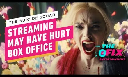 Streaming Might Have Hurt The Suicide Squad at the Box Office – IGN The Fix: Entertainment