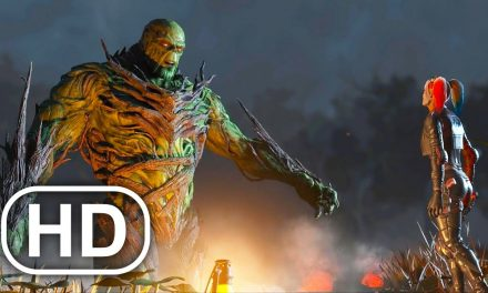 Harley Quinn Vs Swamp Thing Suicide Squad Scene 4K ULTRA HD – Injustice 2 Cinematic