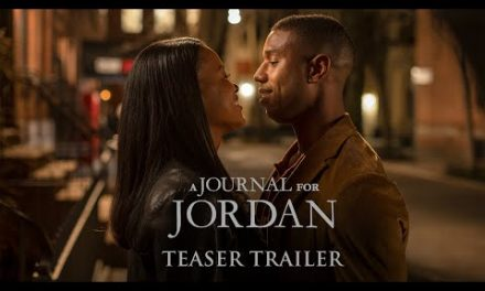 A JOURNAL FOR JORDAN – Teaser Trailer (HD) | Exclusively In Theaters Christmas