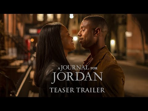 A JOURNAL FOR JORDAN – Teaser Trailer (HD)   Exclusively In Theaters Christmas