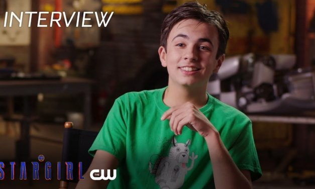DC's Stargirl | Trae Romano – I Want In | The CW