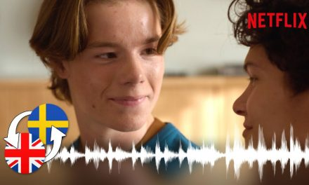 Young Royals – The Piano Scene In Swedish AND English   Netflix