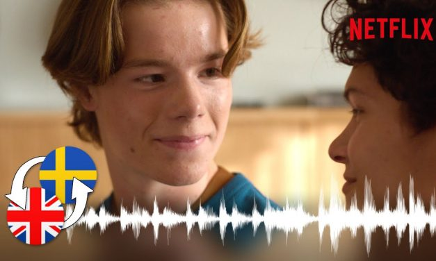 Young Royals – The Piano Scene In Swedish AND English | Netflix
