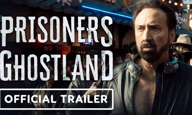 Prisoners of the Ghostland – Official Trailer (2021) Nicolas Cage, Nick Cassavetes