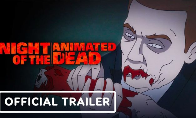 Night of the Animated Dead – Official Red Band Trailer (2021) Josh Duhamel, Dulé Hill, Will Sasso