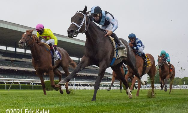 Con Lima Tries To Stretch Speed To 1 3/16 Miles In Saratoga Oaks Invitational
