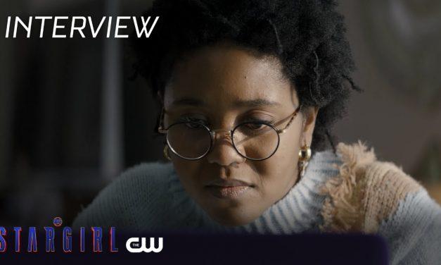 DC's Stargirl | Anjelika Washington – Devastated | The CW