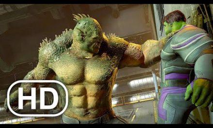 AVENGERS ENDGAME Hulk Vs Abomination Fight Scene 4K ULTRA HD