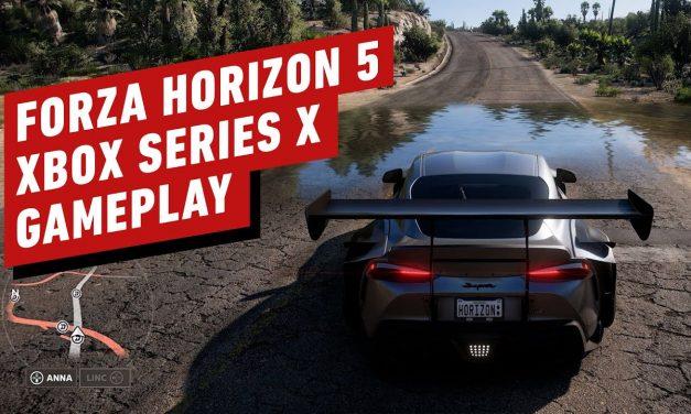 Forza Horizon 5 – 14 Minutes of Xbox Series X Direct Feed Gameplay