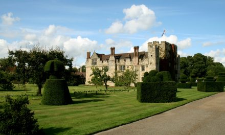 6 castles in the UK you can book for your next royal vacation