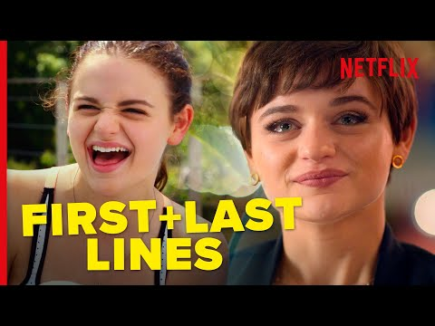 The Kissing Booth Movies – First And Last Lines   Netflix