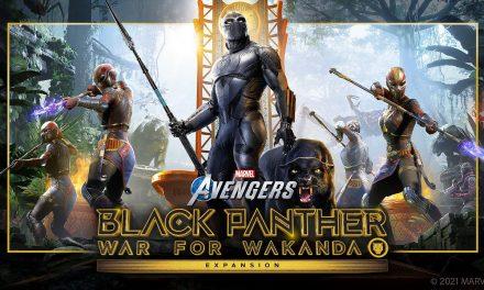 Marvel's Avengers: WAR TABLE for WAKANDA