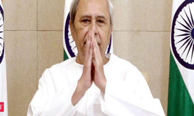 Odisha announces smart health cards for 3.5 cr ppl